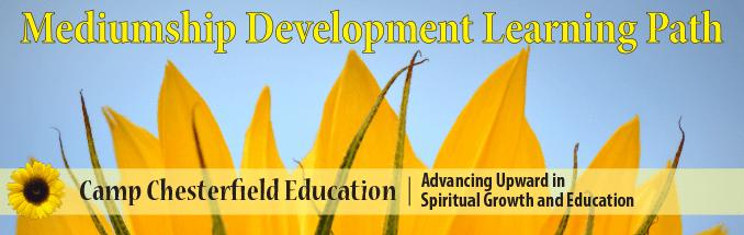 Mediumship Development Learning Path - Historic Camp Chesterfield