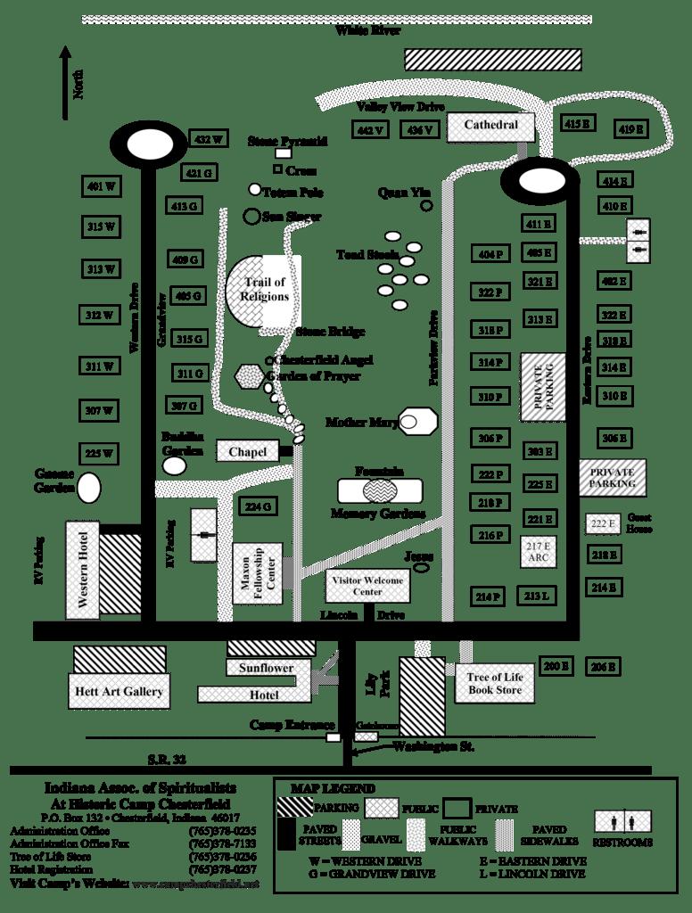 IAOS-Map