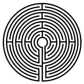 "[Editor's Note: The following instructions on ""How to Walk a Labyrinth"" are taken from the website e-how, http://www.ehow.com/how_2063645_walk-labyrinth.html, retrieved on January 30, 2011.]"