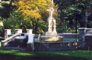 Memory Garden Fountain