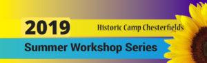 2019 Summer Workshops Series