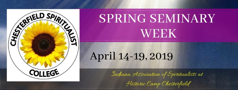 2019 April Seminary Week