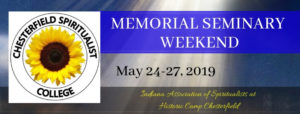 2019 Memorial Seminary Weekend