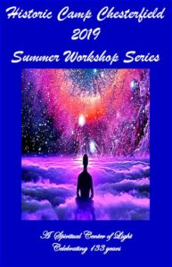 2019 Summer Workshop Series Book Cover
