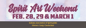 2020 Spirt Art Weekend